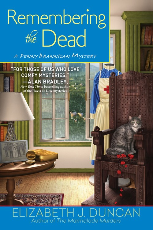Remembering the Dead by Elizabeth J. Duncan