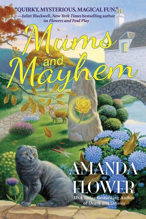 Mums and Mayhem by Amanda Flower