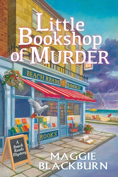 Little Bookshop of Murder