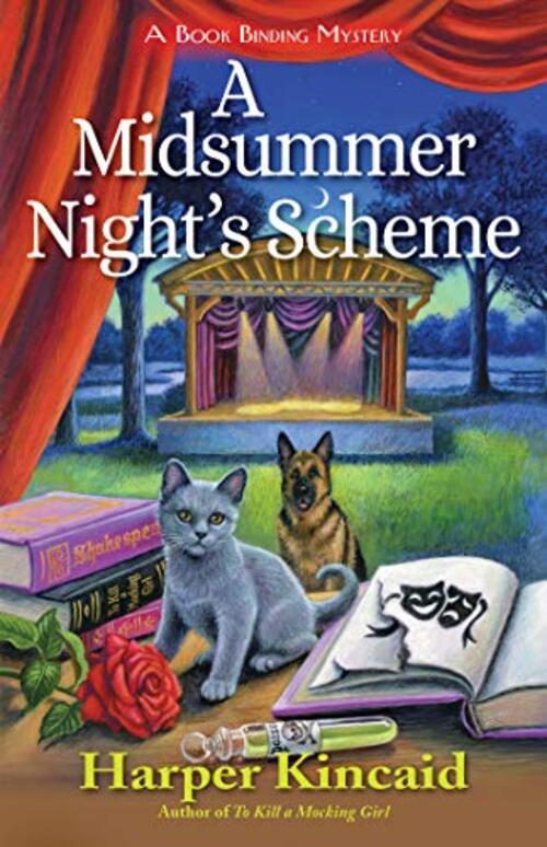 A Midsummer Night's Scheme by Harper Kincaid