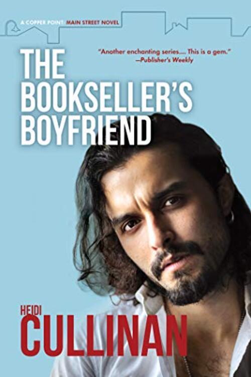 The Bookseller's Boyfriend by Heidi Cullinan