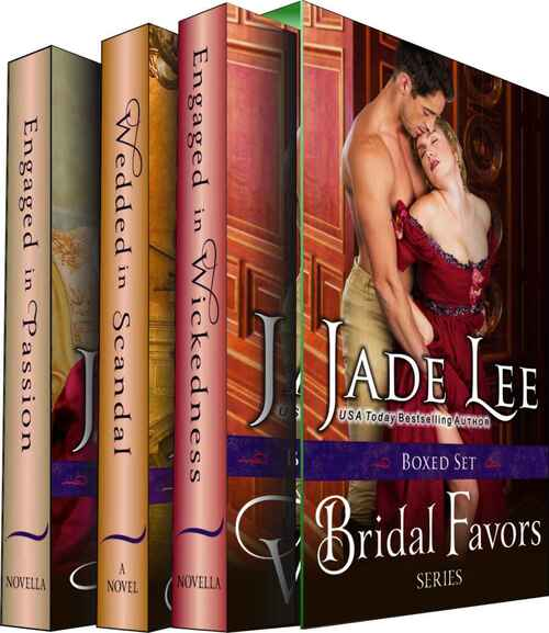 Bridal Favors Series Boxed Set by Jade Lee