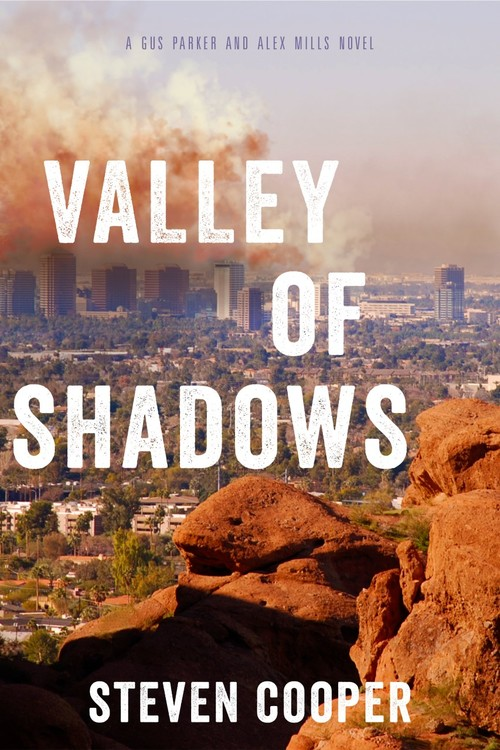 Valley of Shadows by Steven Cooper