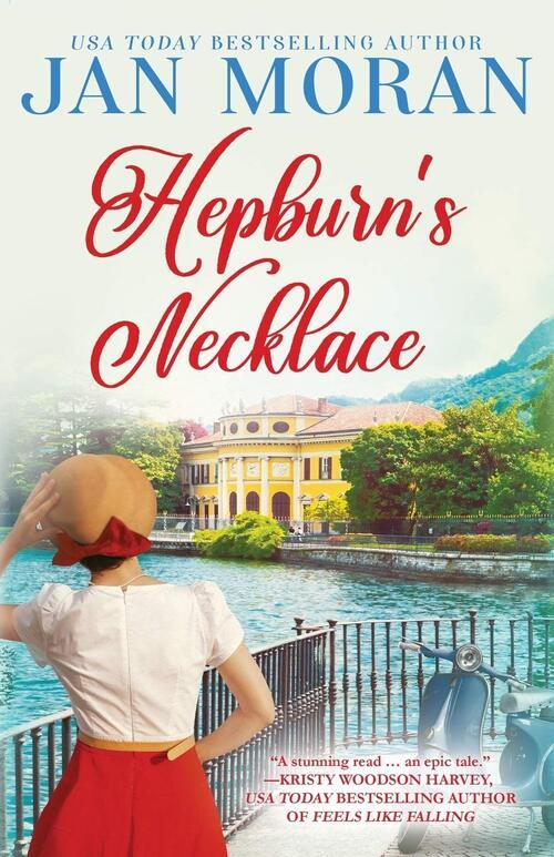 Hepburn's Necklace by Jan Moran