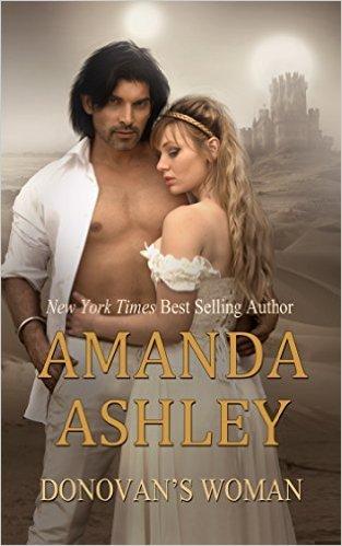 Donovan's Woman by Amanda Ashley