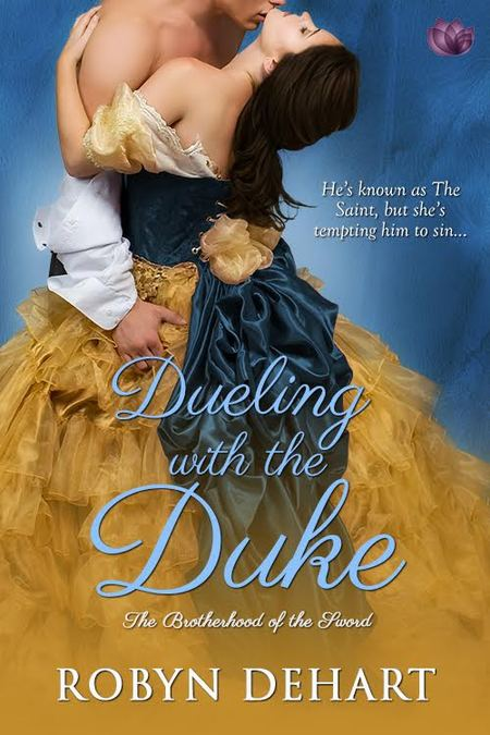 Dueling With The Duke by Robyn DeHart