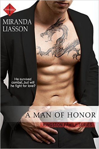 A Man of Honor by Miranda Liasson