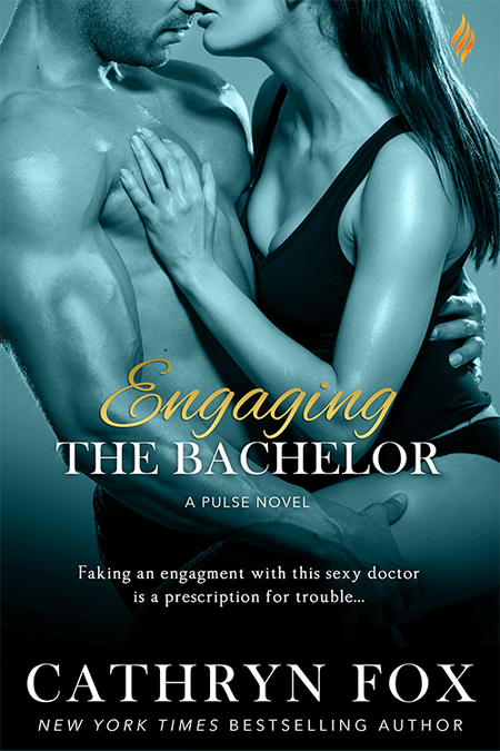 Engaging The Bachelor by Cathryn Fox