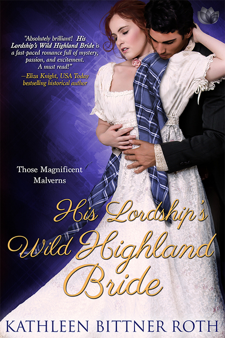 His Lordship's Wild Highland Bride
