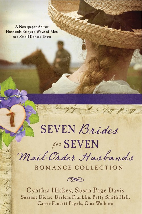 Seven Brides for Seven Mail-Order Husbands Romance Collection by Susan Page Davis