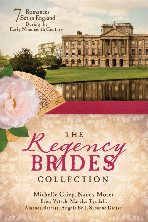 The Regency Brides Collection by Nancy Moser