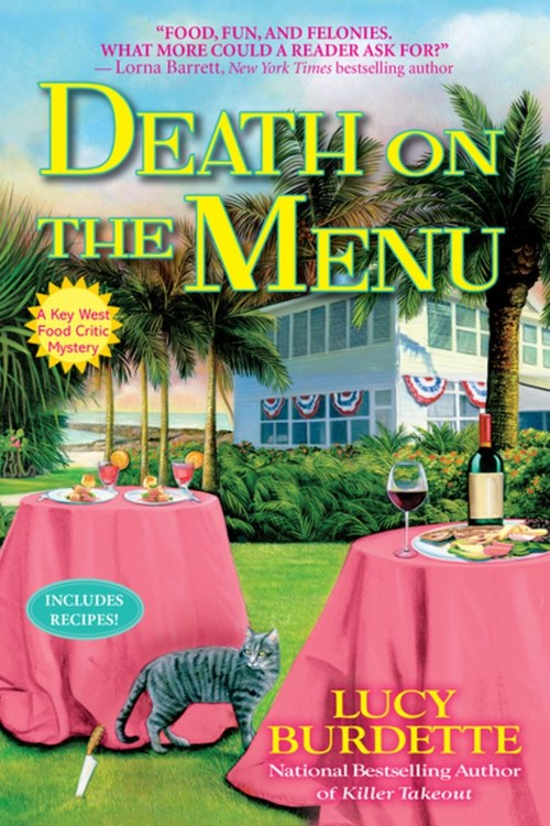 DEATH ON THE MENU