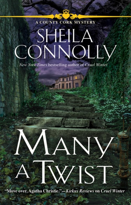 Many a Twist by Sheila Connolly