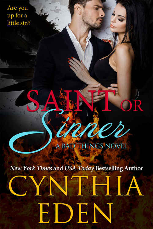 Saint Or Sinner by Cynthia Eden