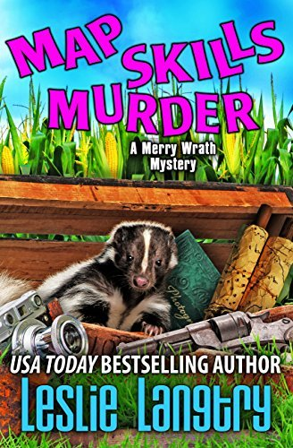 Map Skills Murder by Leslie Langtry