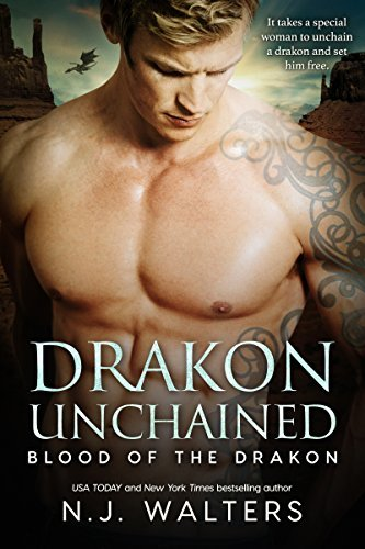 Drakon Unchained by N.J. Walters