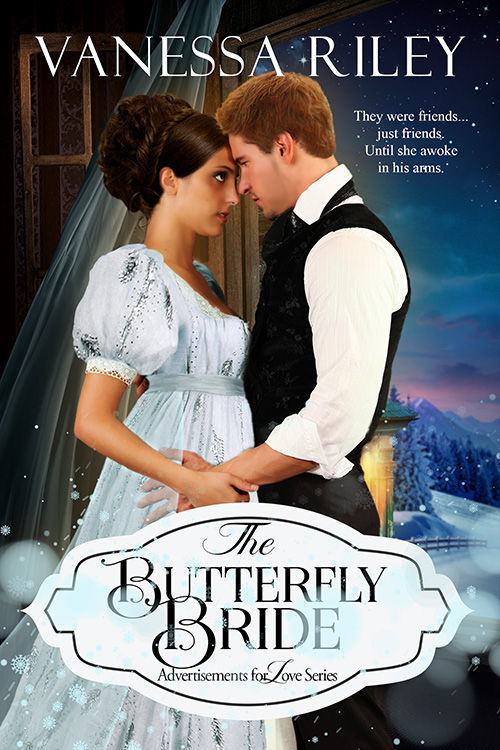 The Butterfly Bride by Vanessa Riley