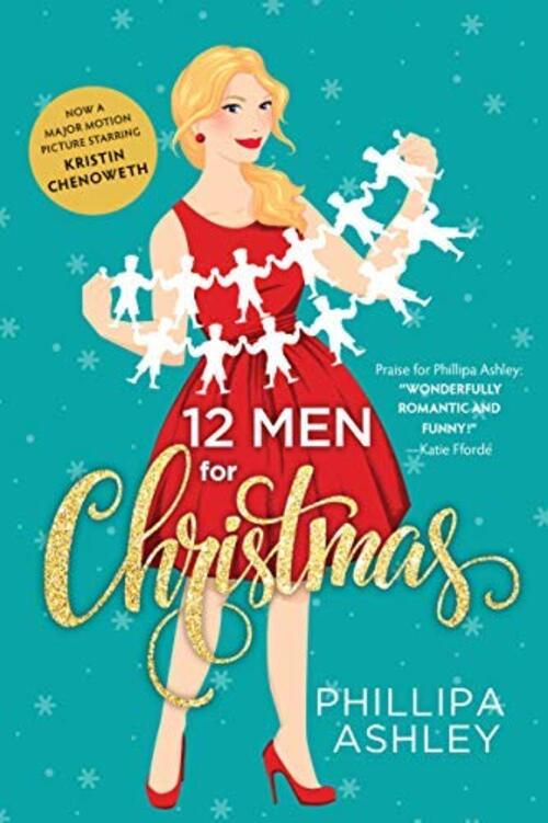 12 Men for Christmas by Phillipa Ashley