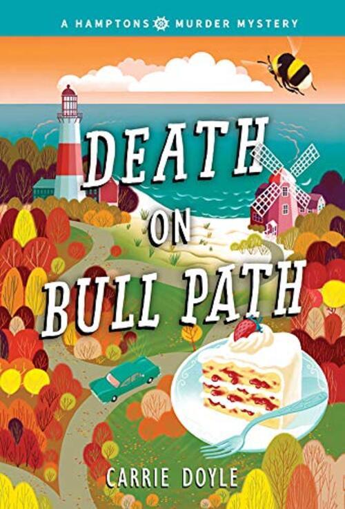 Death on Bull Path by Carrie Doyle