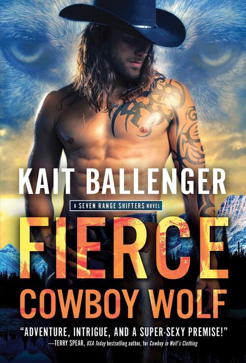 Cowboy Wolf Legend