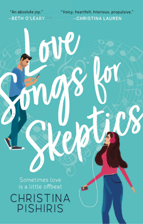 Love Songs for Skeptics by Christina Pishiris