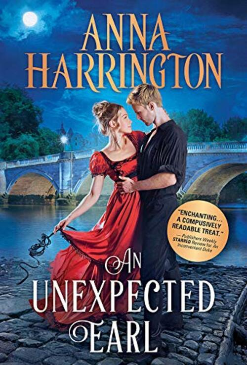 An Unexpected Earl by Anna Harrington