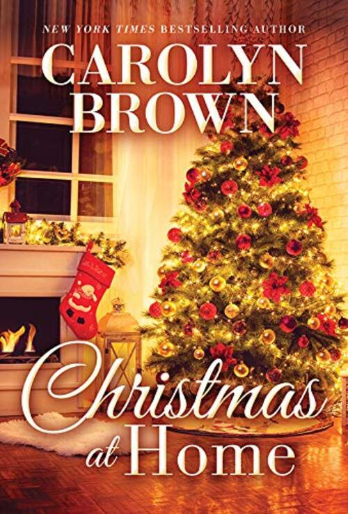 Christmas at Home by Carolyn Brown