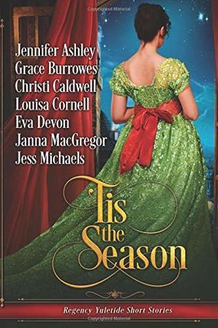 'Tis the Season by Jennifer Ashley