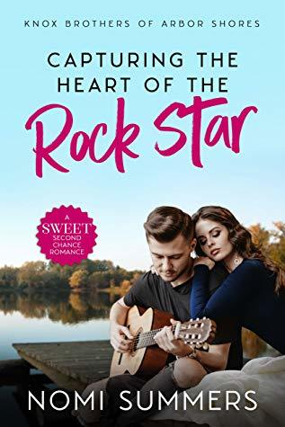 Capturing the Heart of a Rock Star by Nomi Summers