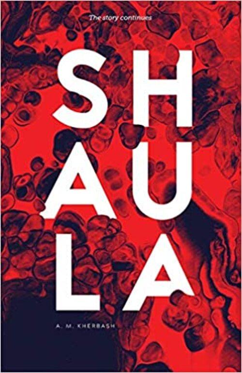 Shaula by A. M. Kherbash