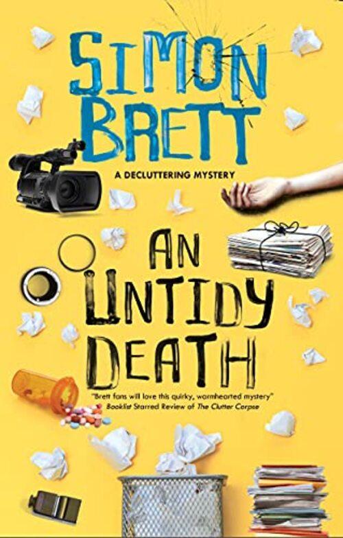An Untidy Death by Simon Brett