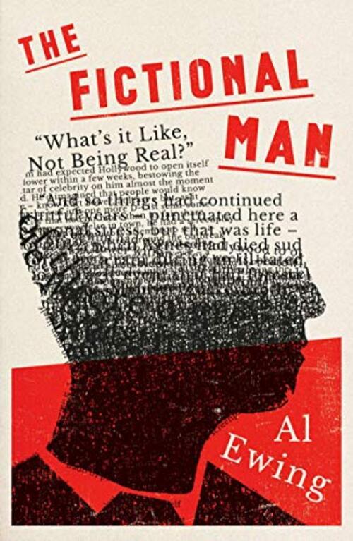 The Fictional Man by Al Ewing by Al Ewing