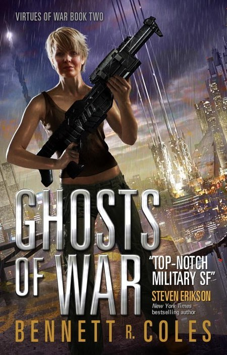 Ghosts of War by Bennett R. Coles