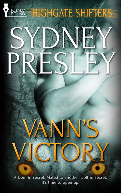 Vann's Victory by Sydney Presley