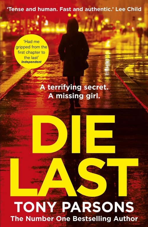 Die Last by Tony Parsons