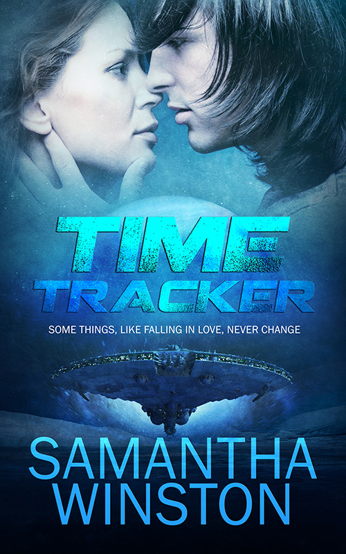Time Tracker by Samantha Winston