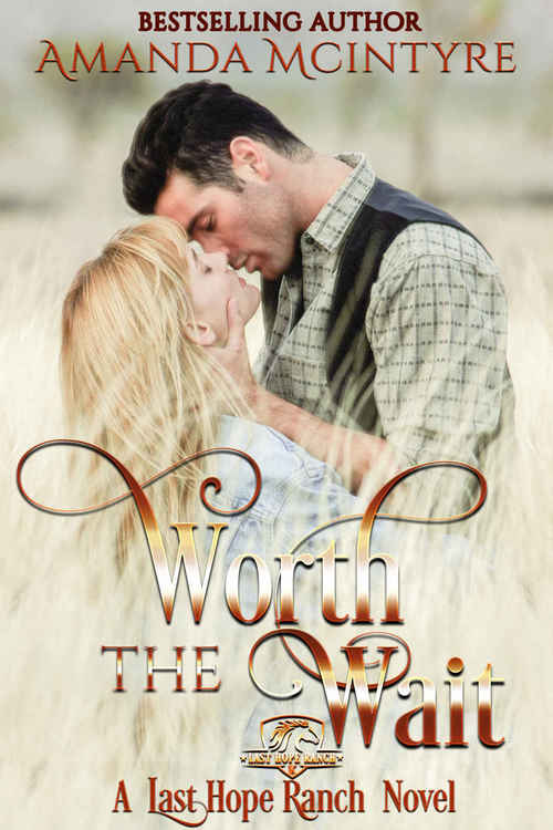Worth the Wait by Amanda McIntyre