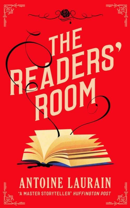 The Readers' Room by Antoine Laurain