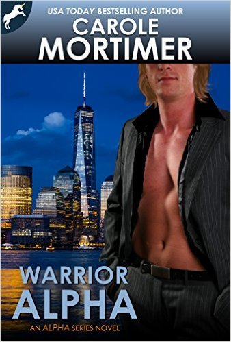 Warrior Alpha by Carole Mortimer