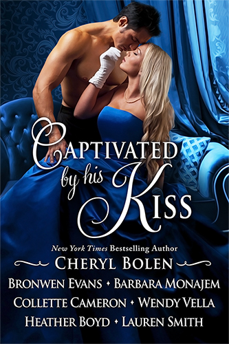 Captivated by His Kiss by Cheryl Bolen