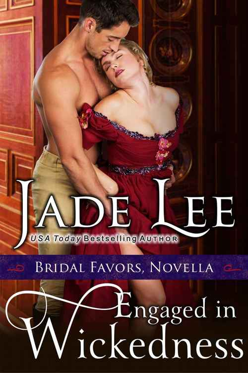 Engaged in Wickedness by Jade Lee