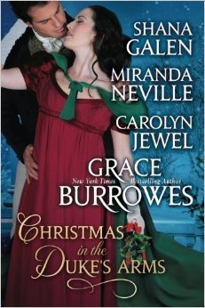 Christmas in the Duke's Arms by Carolyn Jewel