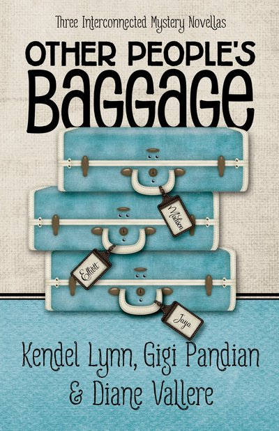 Other People's Baggage by Diane Vallere