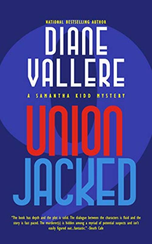 Union Jacked by Diane Vallere