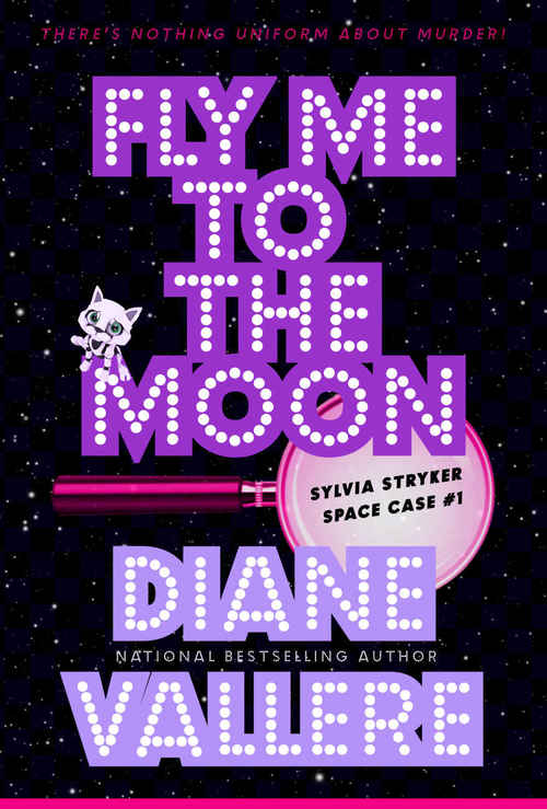 Fly Me To The Moon by Diane Vallere