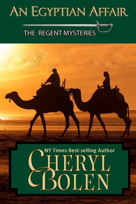 An Egyptian Affair by Cheryl Bolen