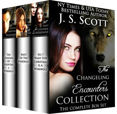 The Changeling Encounters Collection: The Complete Box Set by J.S. Scott