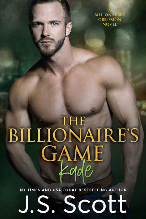 THE BILLIONAIRE'S GAME: KADE
