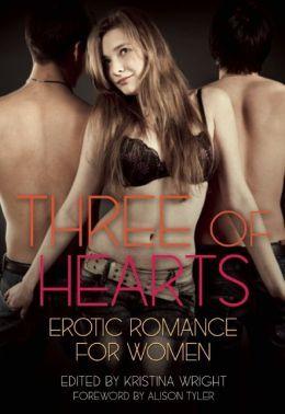 Three of Hearts by Kristina Wright