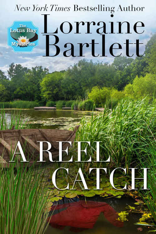 A Reel Catch by Lorraine Bartlett